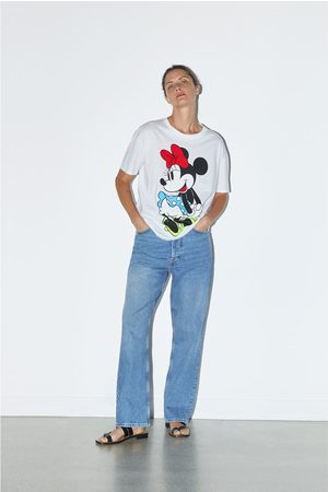 Zara T-shirt minnie © disney