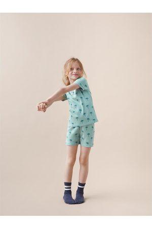 Zara Pyjamas - Pyjama à palmiers
