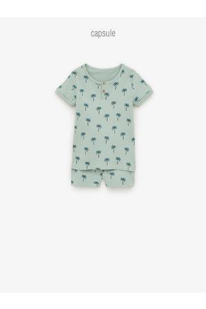 Zara Pyjama à palmiers