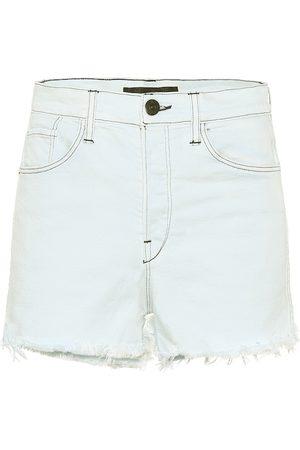 3x1 Short Carter en jean à taille haute