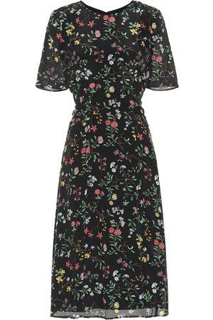 Altuzarra Femme Robes imprimées - Robe midi Sylvia imprimée en soie