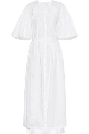 Chloé Robe midi en coton