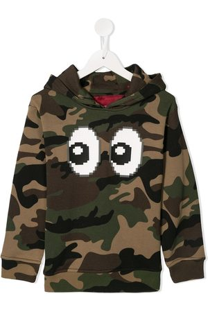MOSTLY HEARD RARELY SEEN Garçon Sweatshirts - Sweat à capuche Eyez