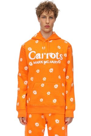 "CARROTS Sweat-shirt En Coton À Capuche ""wordmark"""