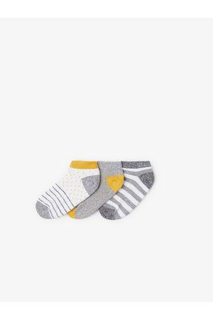 Zara Lot de trois paires de socquettes imprimées