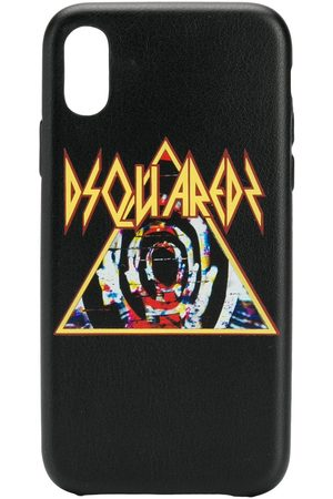Dsquared2 Coque d'iPhone à logo imprimé