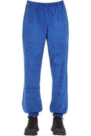 APPLECORE Pantalon De Jogging En Velours