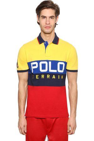 Polo Ralph Lauren Polo En Piqué De Coton