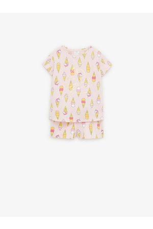 Zara Pyjama à glaces et licornes
