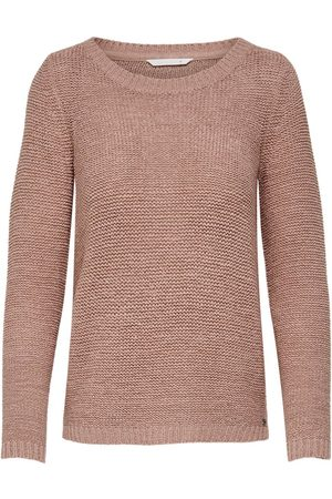 Only Uni Pull En Maille Women pink