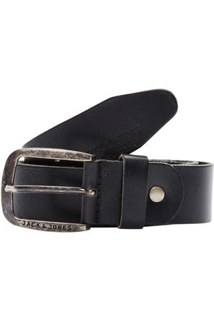Jack & Jones Cuir Ceinture Men black