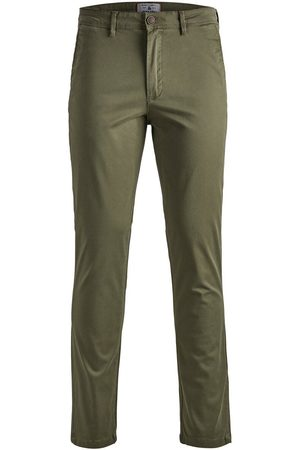 Jack & Jones Marco Bowie Sa Olive Night Chino Slim Fit Men green