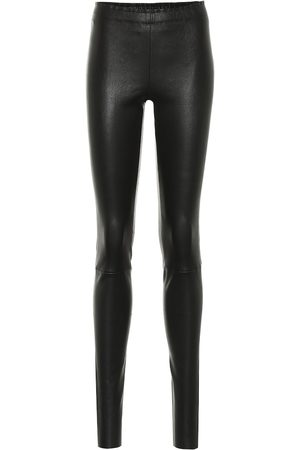Stouls Legging Carolyn en cuir