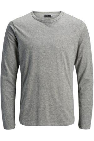 Jack & Jones Basique Manches Longues T-shirt Men grey