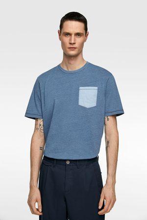 Zara Homme T-shirts - T-shirt à poche