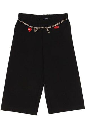 VIVETTA Fille Pantalons - Viscose Blend Milano Jersey Pants