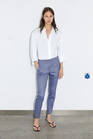 Zara Femme Joggings - Pantalon à taille jogging