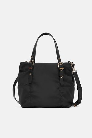 Zara Mini shopper en nylon