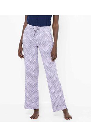 Camaïeu Pantalon de nuit imprimé femme