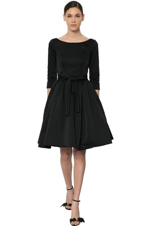 Marc Jacobs Round Skirt Knee Length Duchesse Dress