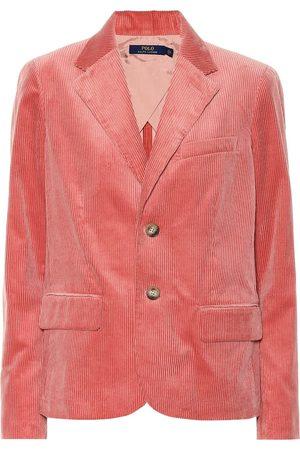 Polo Ralph Lauren Blazer en velours côtelé de coton