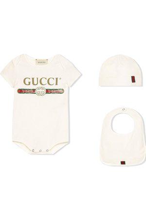 Gucci Trousseau de naissance à logo