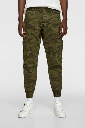 Zara Pantalon battle camouflage