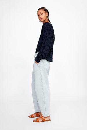 Zara Femme Chemisiers - Blouse en plumetis