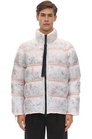 CHRISTOPHER RAEBURN Off-cut Insulation Puffer Jacket