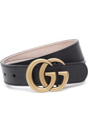 Gucci Ceinture GG en cuir