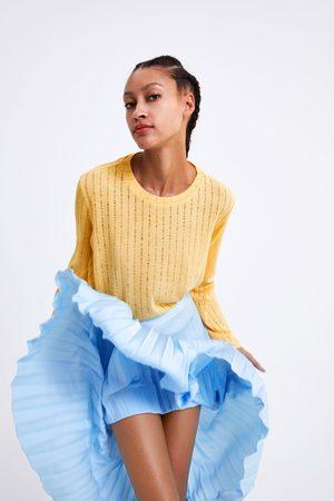 Zara Haut à manches asymétriques