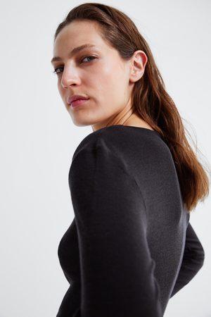 Zara Femme Tops & T-shirts - Haut en laine premium