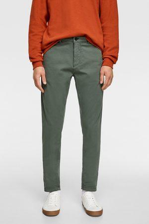 Zara Pantalon chino premium