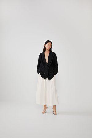 Zara Femme Jupes-culottes - Jupe-culotte brute
