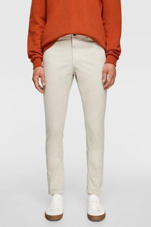 Zara Homme Chinos - Pantalon chino premium