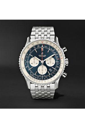 Breitling Navitimer 1 Chronograph 46mm Steel Watch