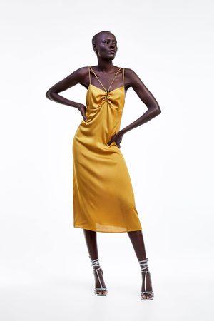 Zara Robe style lingerie à bretelles