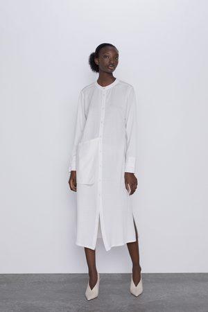 Zara Tunique à poches latérales
