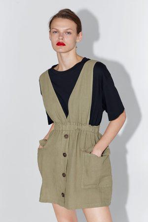 Zara Robe-salopette à poches