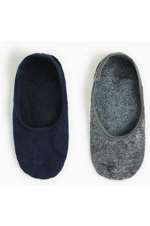 Zara Lot de deux paires de protège-bas basiques