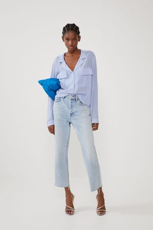Zara Femme Chemisiers - Chemise à poches