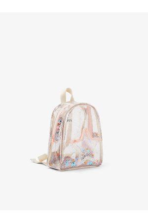 Zara Mini sac à dos en vinyle