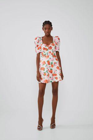 Zara Femme Robes imprimées - Robe imprimée