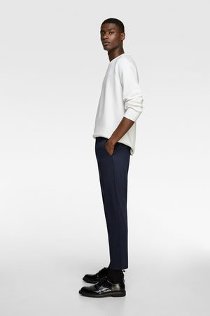 Zara Homme Chinos - Pantalon chino nouvelle coupe courte