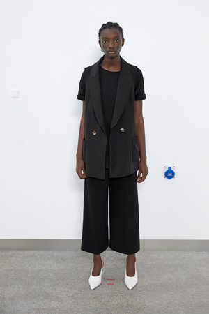 Zara Gilet avec poches