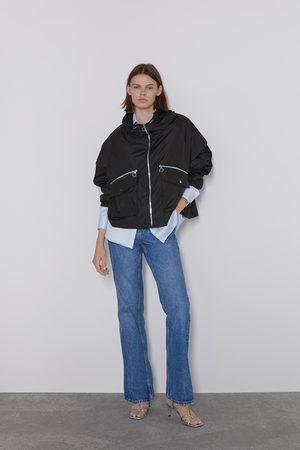 Zara Veste avec poches déperlante