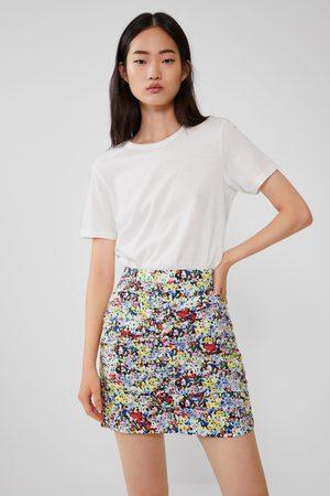 Zara Mini jupe imprimée