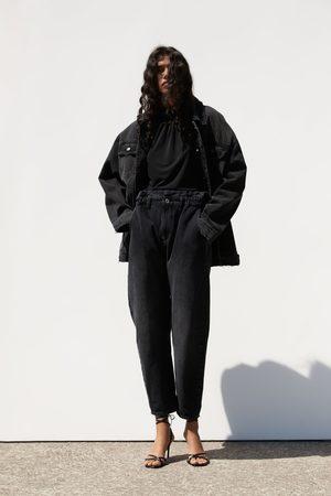 Zara Jean z1975 baggy à poches