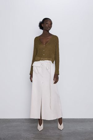 Zara Cardigan texturé