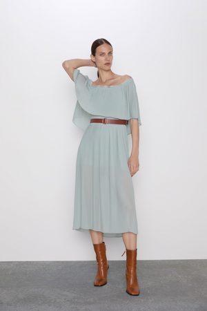 Zara Robe plissée